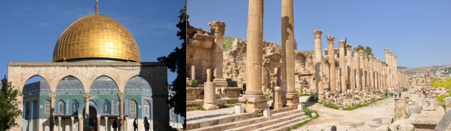 Israel & Jordanien