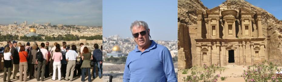 Reisevortrag Israel & Jordanien