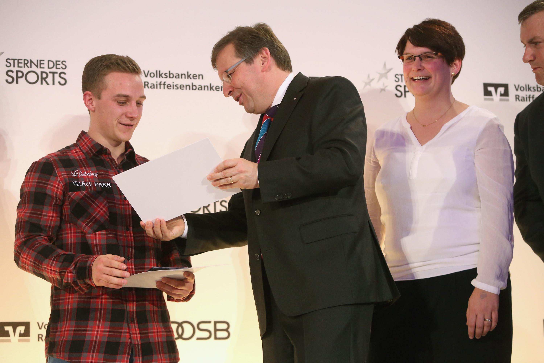 Sterne des Sports - Verleihung des Publikumspreises